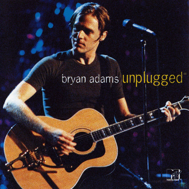 MTV Unplugged by Bryan Adams
