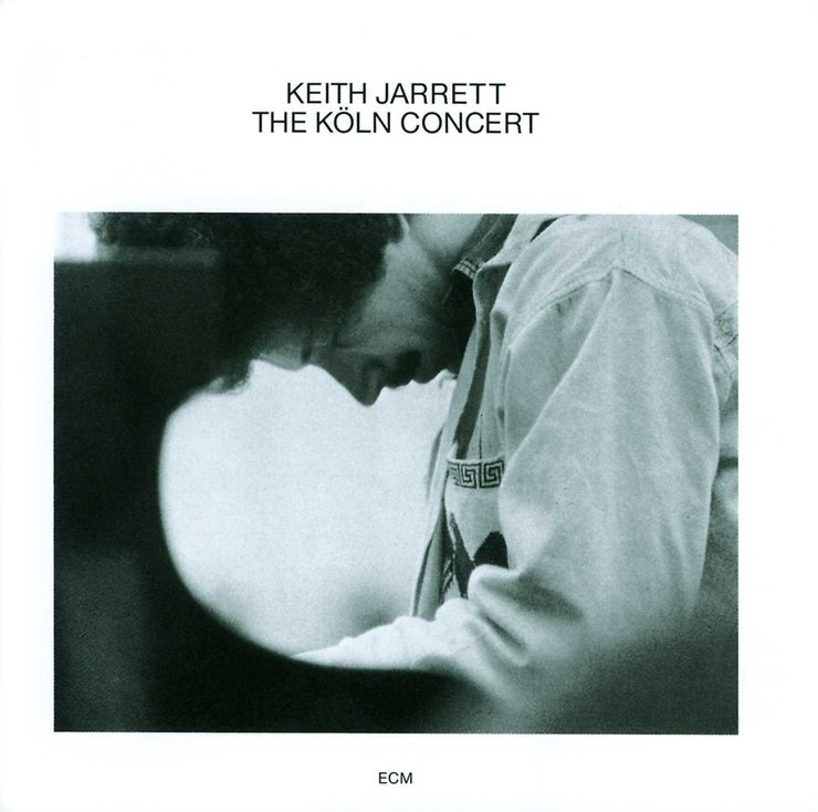 Koln Concert by Keith Jarrett
