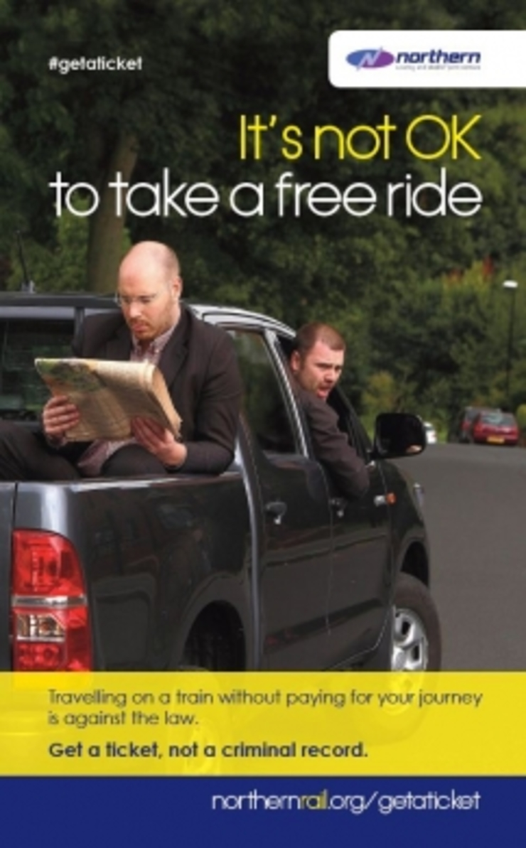 It's not OK to take a free ride