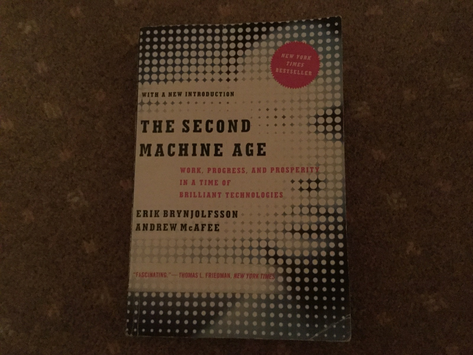 Review The Second Machine Age