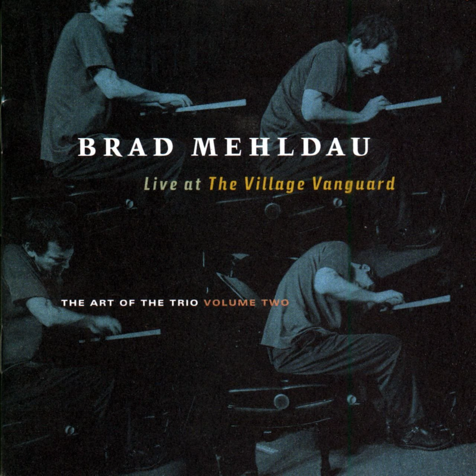 The Art of the Trio Volume 2 by Brad Mehldau